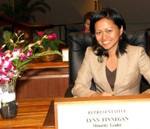 Representative Lynn Finnegan