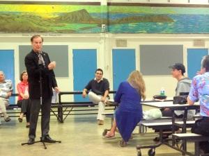 Community Meeting Feb 2014 Ward # 5